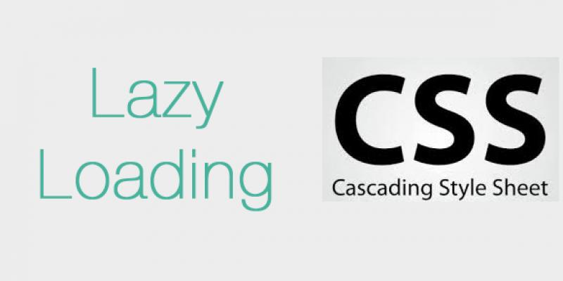 Hướng dẫn defer loading css (lazy loading css) với javascript