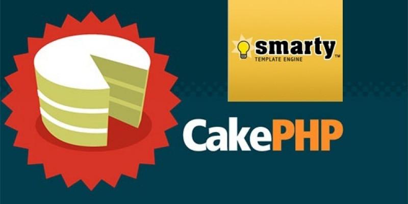 Hướng dẫn cách sử dụng Cakephp 2 và Smarty