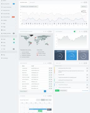 Avalon Admin Theme - giải pháp cho giao diện quản trị