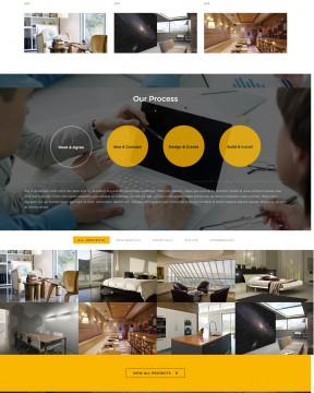 Archi light - Giao diện website bán đồ nội thất không thể chê được