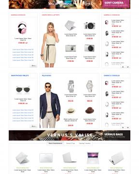 Download giao diện wordpress theme Gomarket thiết kế responsive
