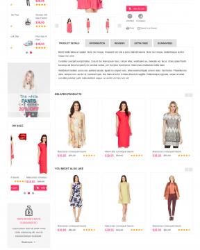 Kute-shop giao diện website bán hàng tuyệt đẹp
